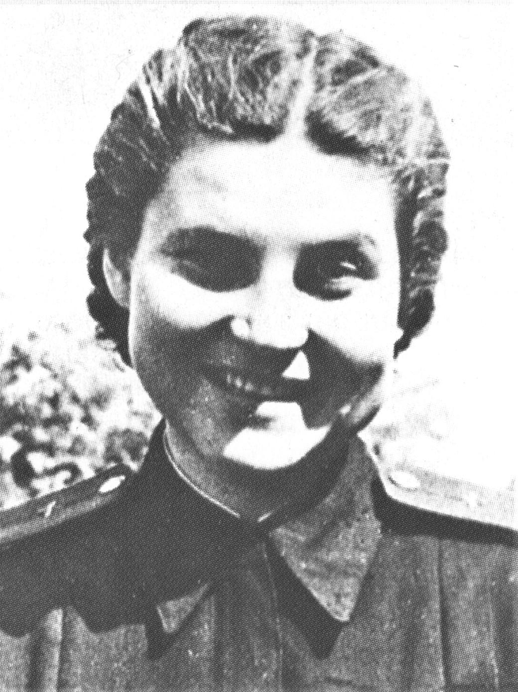 В.Л. Белик. 1921-1944