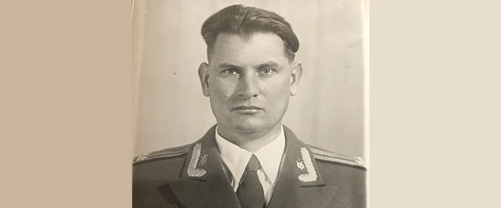 Бессмертный полк МПГУ: Гончаров Михаил Петрович