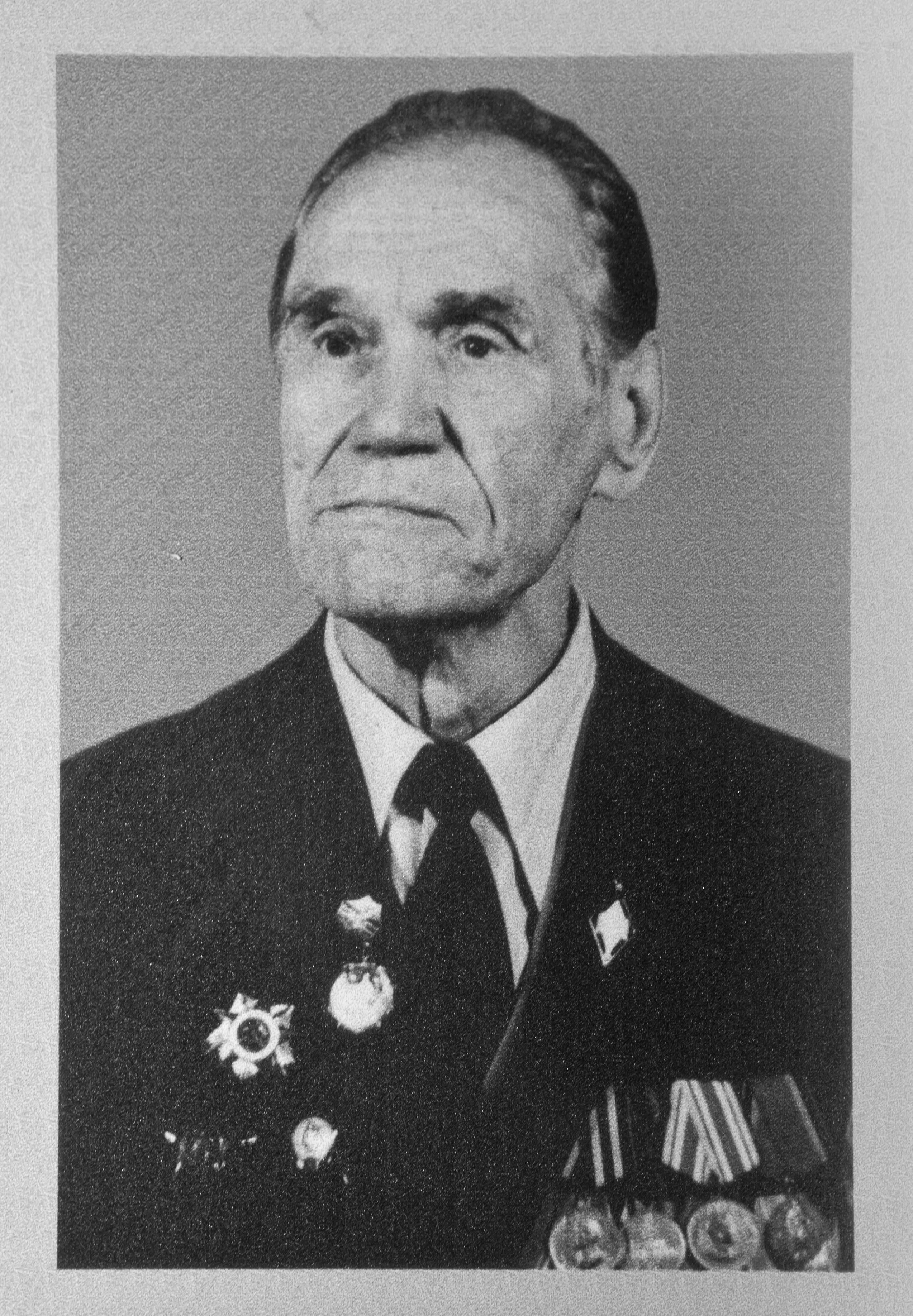 Гуров Гавриил Васильевич