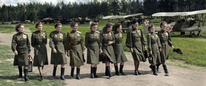 Календарь Великой Победы: полководческий орден на знамени женского авиаполка