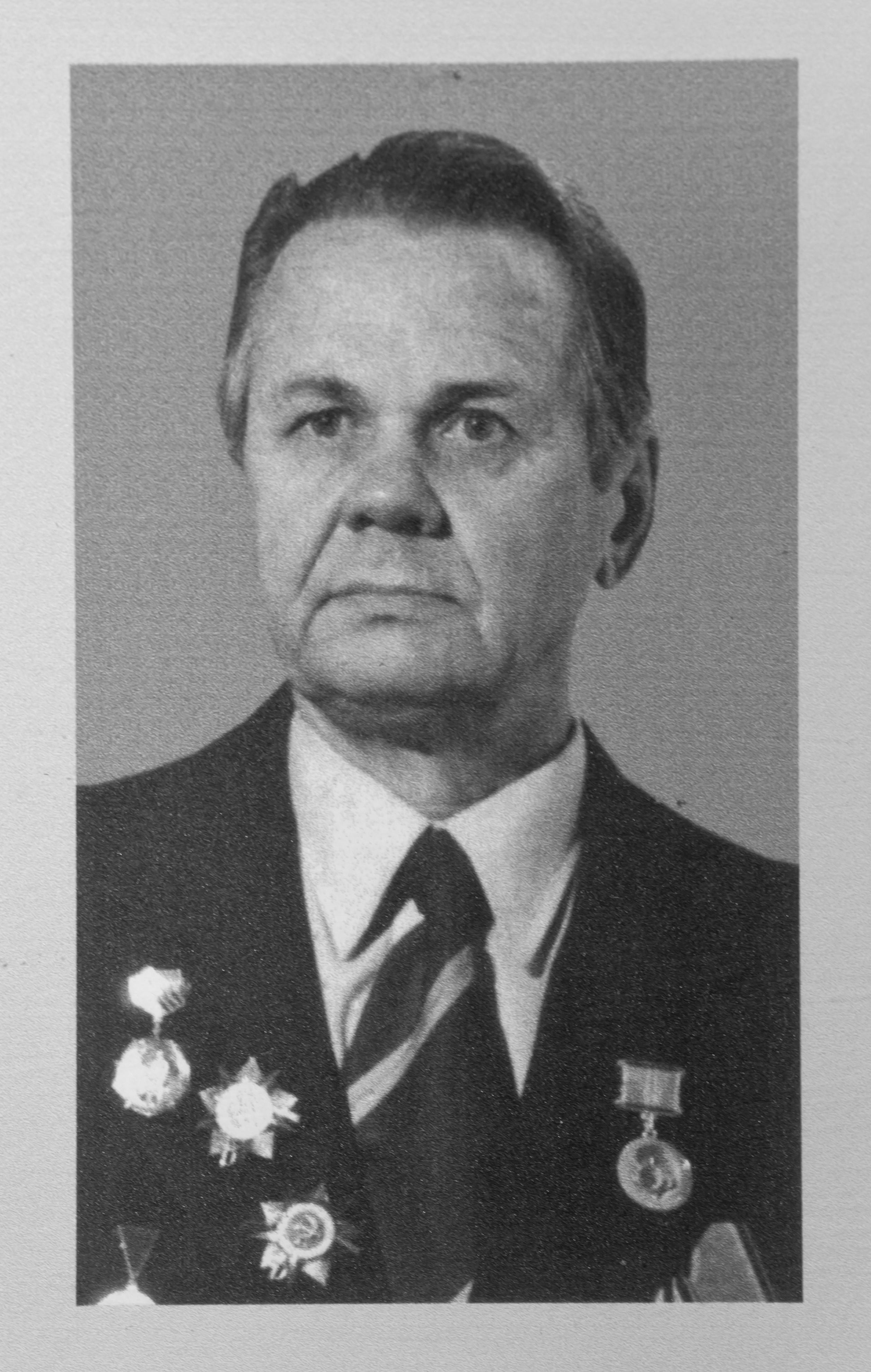 Серебряков Лев Евгеньевич