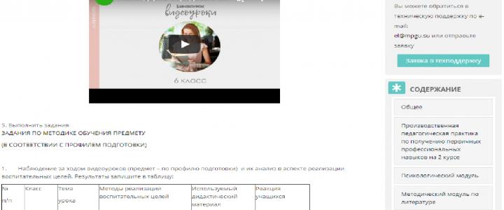 Педагогическая практика в Институте филологии:  дистанционный формат