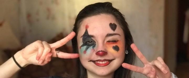 Красота на самоизоляции. СПО «ШОК» провёл makeup марафон.
