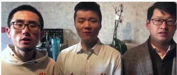 Китайские студенты ИСГО МПГУ записали песню ко Дню Победы