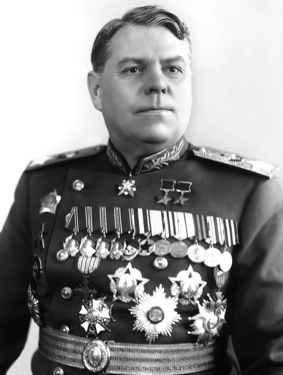 А.М. Василевский