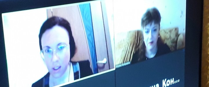 Преподаватели МПГУ провели онлайн-занятие для слушателей «Школы радости» Сретенского монастыря