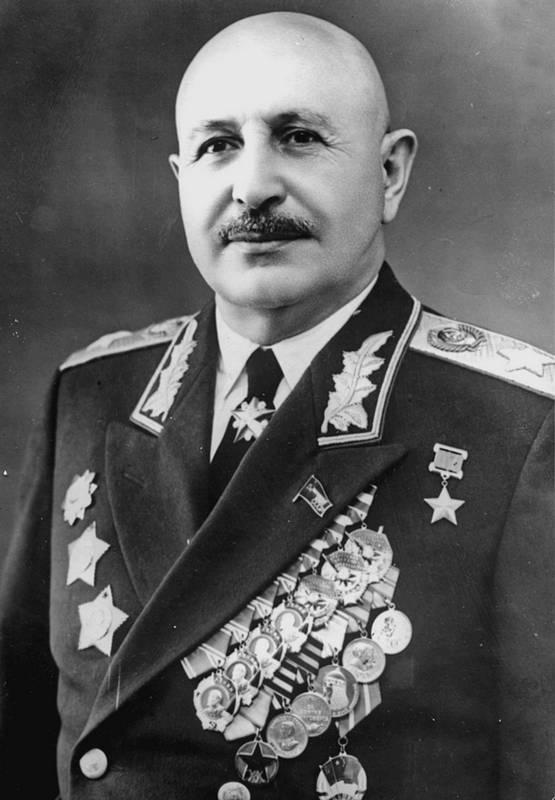 И.Х. Баграмян