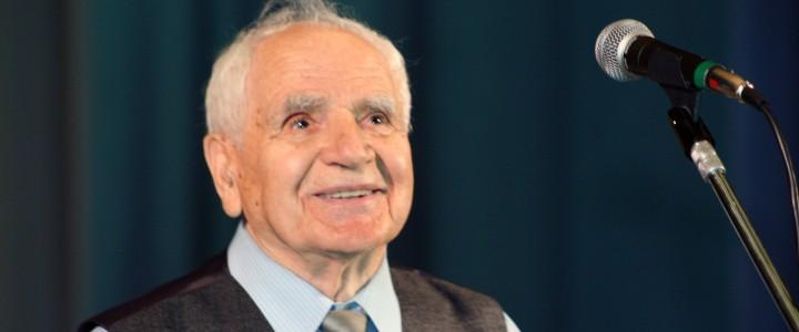 «Вспомним всех поименно»: Светлой памяти Павла Вавиловича Алтунина (25.01.1916 – 03.04.2010)