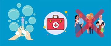 Меры защиты от коронавирусной инфекции