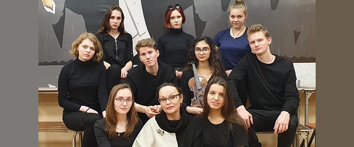 Литературно-музыкальный театр «Отзвук» стал одним из победителей в конкурсе «Обретённое поколение – наука, творчество, духовность»