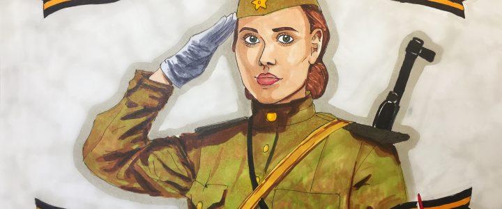 Студенты – технологи готовятся к празднику Великой Победы