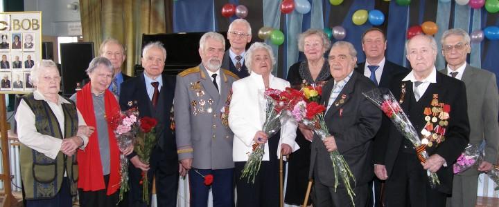 «Вспомним всех поименно»: Светлой памяти зачинателей ветеранского служения в МГГУ имени М.А. Шолохова