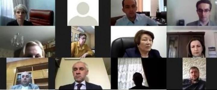 Эксперт МПГУ на круглом столе «Общественное наблюдение на общероссийском голосовании по поправкам в Конституцию РФ»