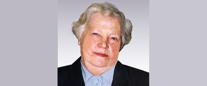 «Вспомним всех поименно»: Светлой памяти Лилии Георгиевны Грачёвой (9.06.1925 – 2015)