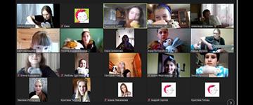 В МПГУ завершилась первая смена онлайн лагеря «Ёжик.camp»