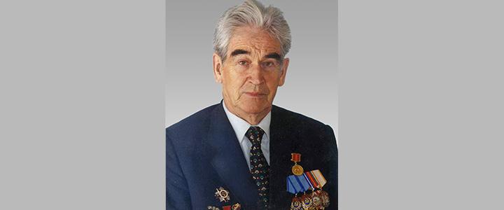 «Вспомним всех поименно»: Светлой памяти Валерия Константиновича Розова (7.06.1922 – 30.11.2005)