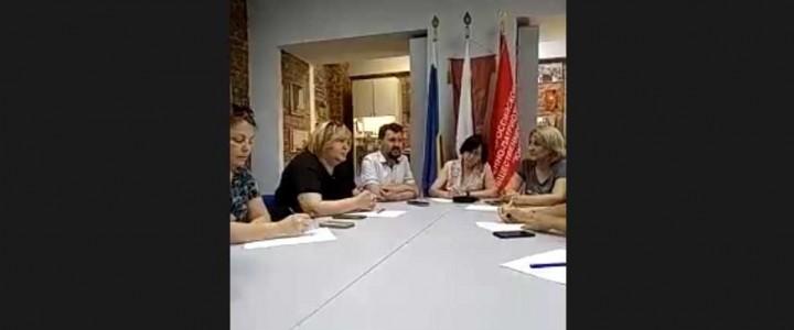 В БГПУ им. М.Танка состоялась вторая часть круглого стола, посвященная событиям начала Великой Отечественной войны и обороны Брестской крепости.