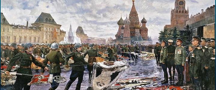 Триумф народа-победителя. К 75-летию Парада Победы