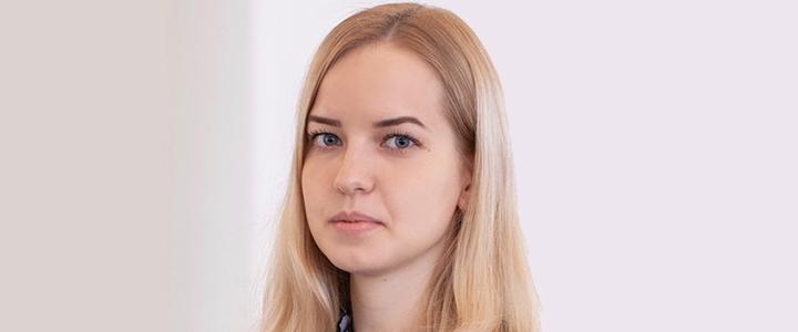 Анастасия Золотухина: «От студентов требуется лишь одно – желание действовать!»