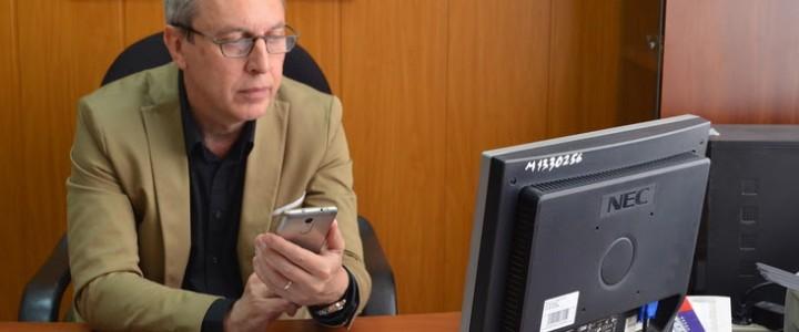 Дмитрий Исаев: «Наука, образование, бизнес: ИФТИС МПГУ готовит специалистов в разных сферах»