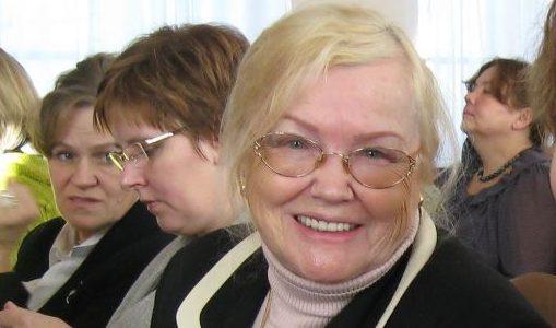 Поздравляем с 85-летним юбилеем Римму Григорьевну Казакову