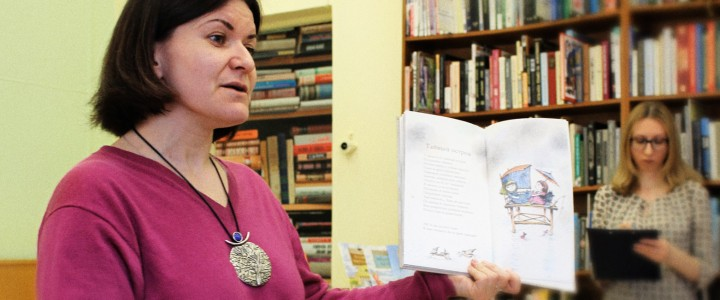 Мир возможностИИЯ : Интервью с выпускницей Иняза Наталией Волковой : Английский язык открывался, разворачивался перед нами…