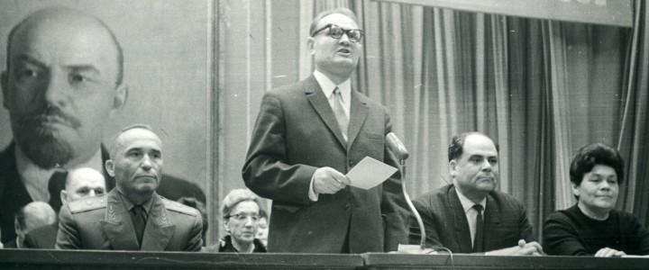 «Вспомним всех поименно»: Светлой памяти Николая Савватьевича Виноградова (29.11.1913 – 27.07.1986)