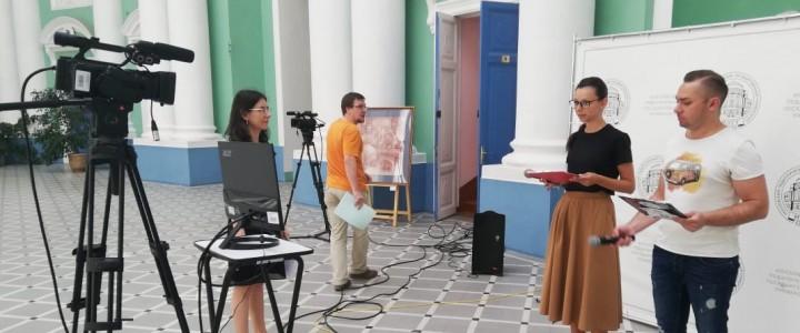 В МПГУ прошла репетиция онлайн-выпускного