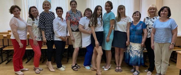 В Анапском филиале МПГУ завершилась защита выпускных квалификационных работ кафедры психолого-педагогического образования