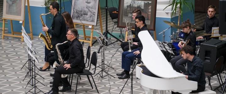 В преддверии выпускного в Главном корпусе звучит джаз