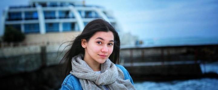 Мир возможностИИЯ ENTER⏎ : Юлия Ногина : В нашем Институте каждый действительно увлечён тем, чем занимается.
