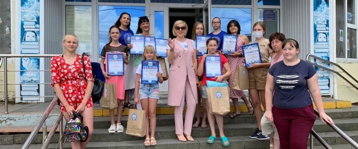 В Анапском филиале МПГУ подвели итоги конкурса рисунков «Семья глазами детей»!