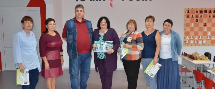 Сотрудничество Сергиево-Посадского филиала МПГУ с сельскими школами продолжается