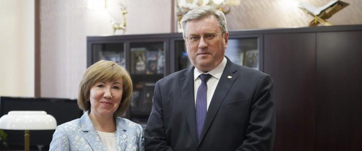 Развивая сотрудничество с Псковским  государственным университетом
