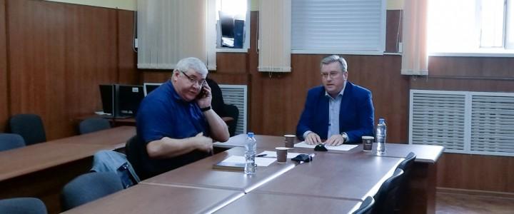 МПГУ стал экспертной площадкой проработки программы предпринимательского образования в российских школах