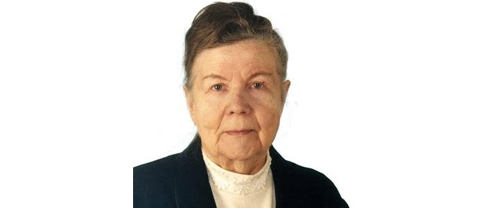 Вспомним всех поимённо»: Светлой памяти Веры Владимировны Рощиной (28.09.1916 – 27.06.2008)
