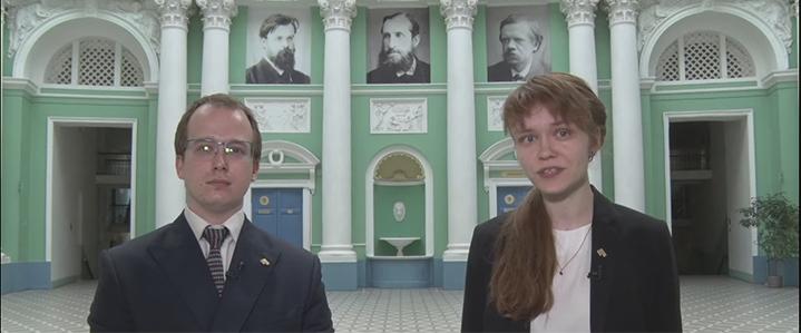 Видеоэкскурсия по Главному корпусу и Музею МПГУ