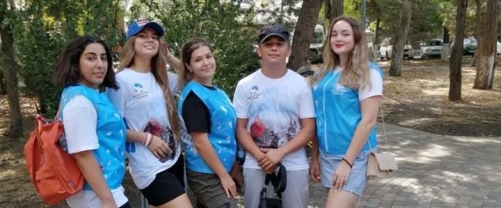 Студенты Анапского филиала МПГУ приняли участие в историческом квесте «Дальневосточная Победа»