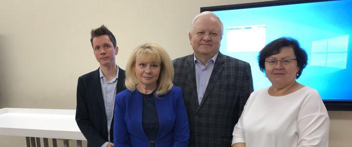 ИМИ МПГУ партнёр программы«ИТ-класс в московской школе»