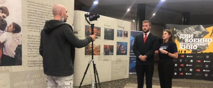 В Москве в выходные завершился международный фестиваль «Дни военно-исторического кино»