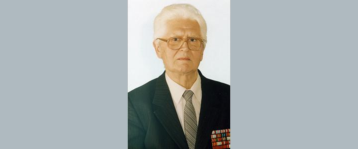 «Вспомним всех поимённо»: Светлой памяти Михаила Викторовича Гамезо (1.11.1915 – 21.08.2006)
