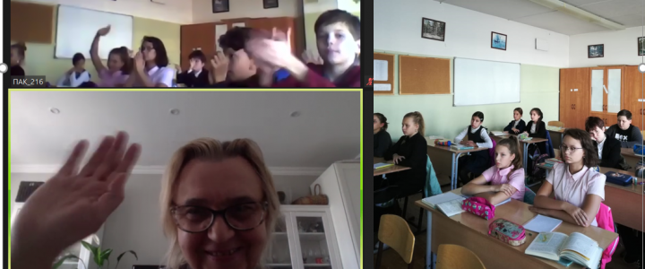 К проекту МПГУ о цивилизационном наследии России присоединилась школа №1015 из Ново-Переделкино