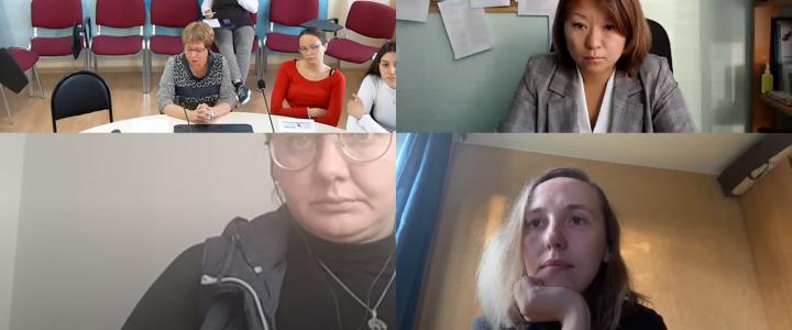 В МПГУ прошло ежемесячное совещание-семинар с ответственными за профориентационную работу