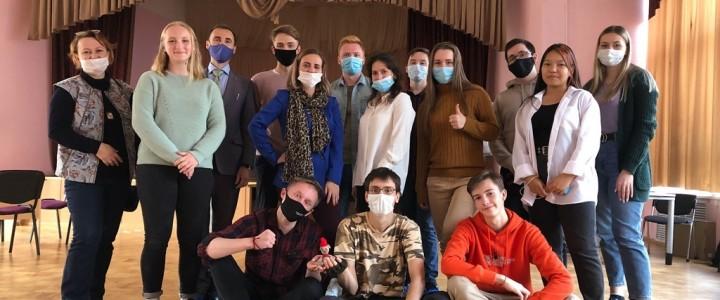 Преподаватели Географического факультета провели мероприятия в рамках гранта Департамента образования и науки города Москвы
