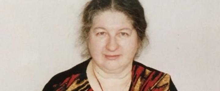 Поздравляем профессора Е.А. Малхасьян с юбилеем!