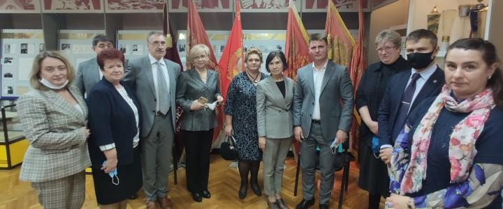 Стратегическая сессия «Без срока давности: историческая память о геноциде в годы Великой Отечественной войны»