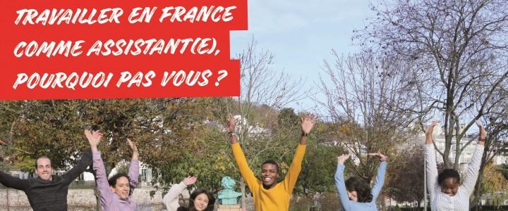 Набор ассистентов русского языка для работы во французских учебных учреждениях