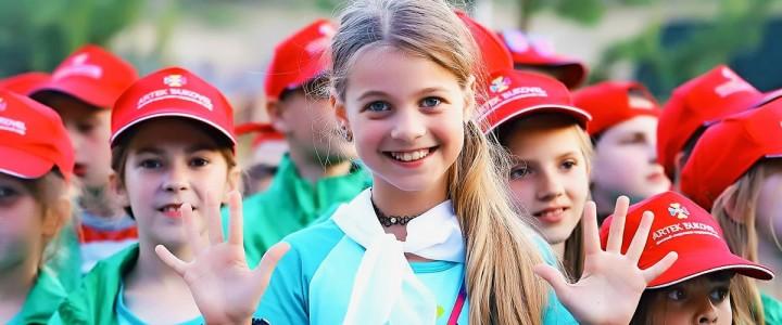 В МДЦ «Артек» стартовала образовательная программа «Школа вожатых»