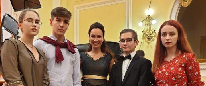 Студенты ИМИ на XVI Международном осеннем хоровом фестивале
