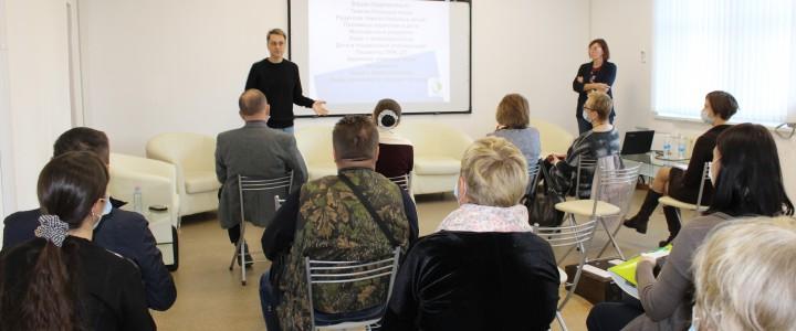 Преподаватель ИЖКМ провёл мастер-класс во Владимире